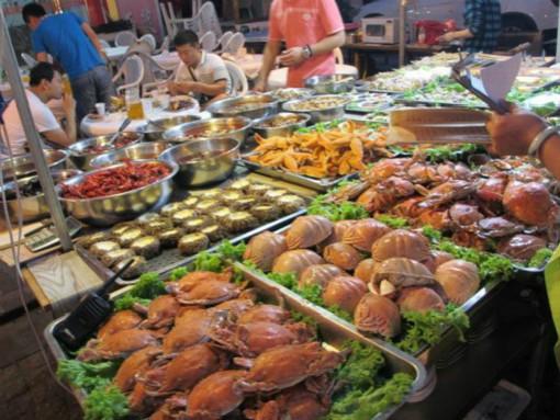 特色海鲜宴