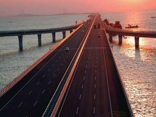 胶州湾跨海大桥
